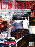 House Beautiful Magazine Cover Image